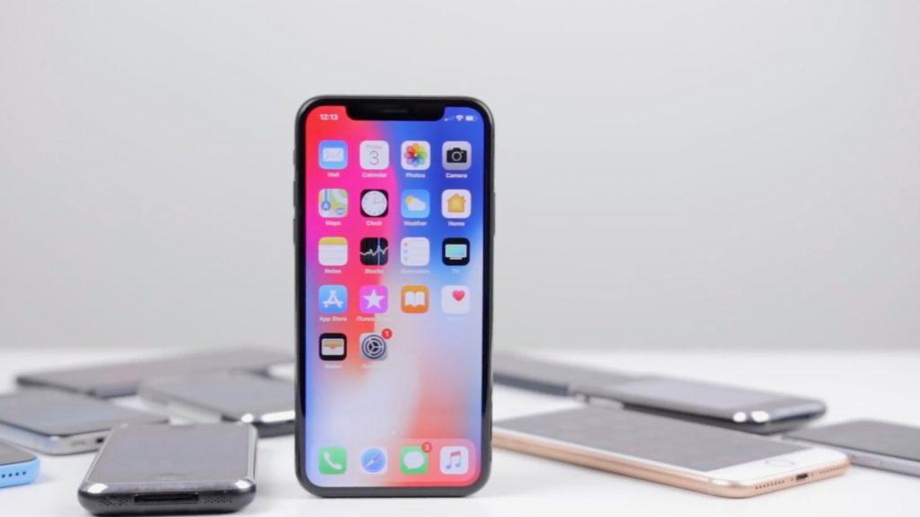many iphones